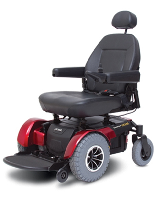 Power wheelchair rental