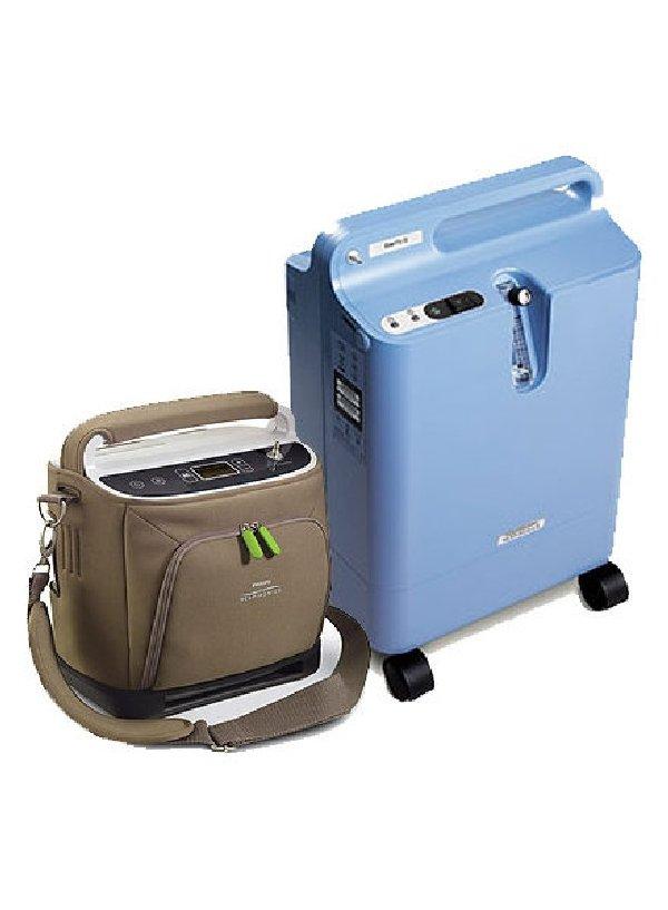 Oxygen concentrator rental