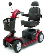 DMobility scooter rental