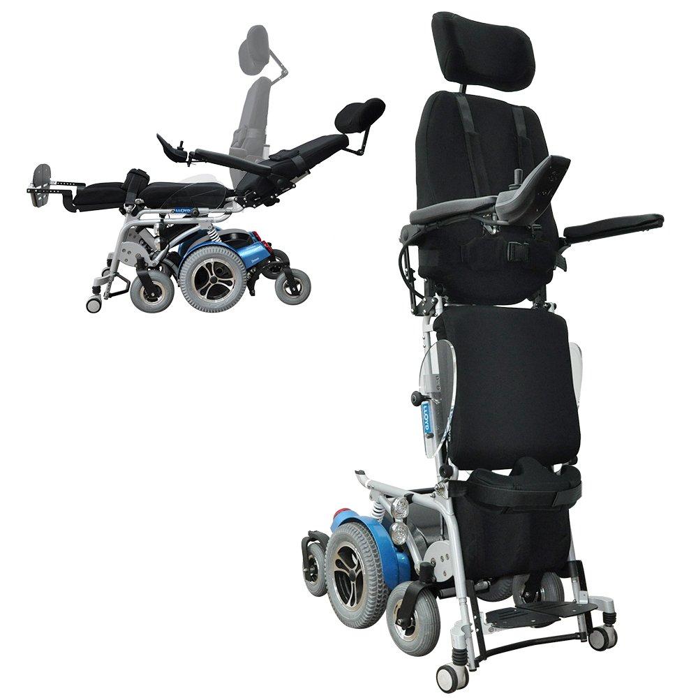 Draco Folding Power Wheelchair