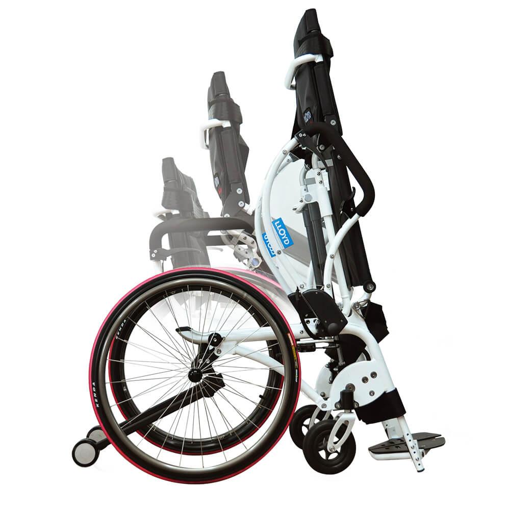 Manual Standing Wheelchair