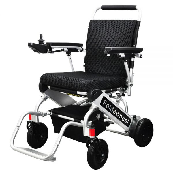 PW-999UL Lightest Power Folding Wheelchair