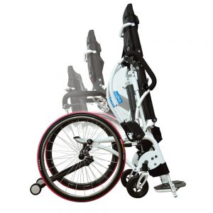 Leo II Lightest Standing Wheelchair