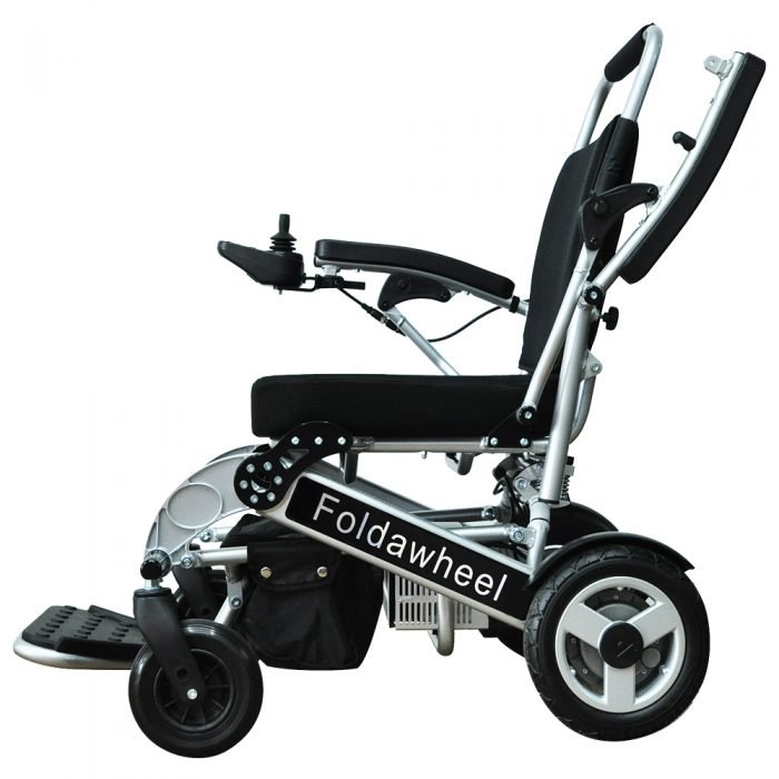 PW-1000XL Lightweight Power Wheelchair