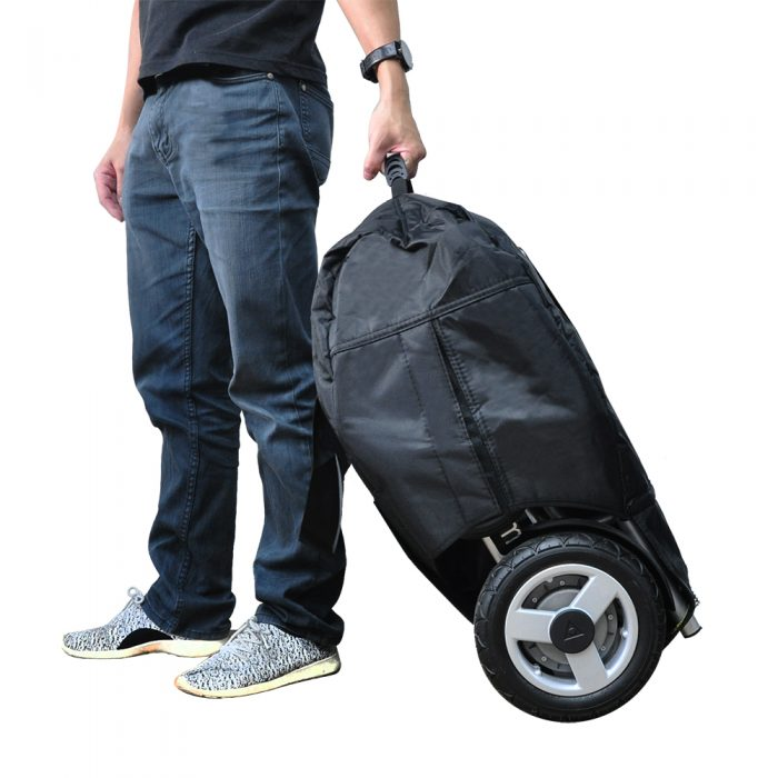 PW-1000XL Lightweight Power Wheelchair