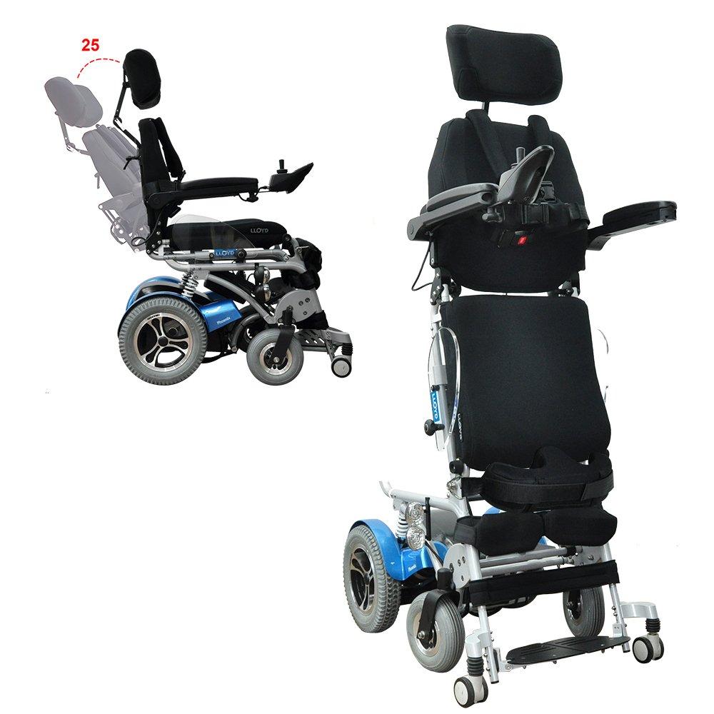 Phoenix II Standing Power Wheelchair