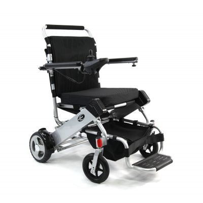 Tranzit Go Folding Electric Wheelchair