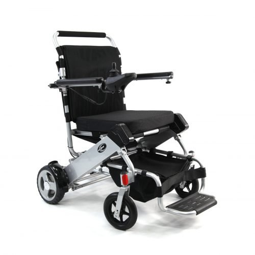 Tranzit Go Folding Electric Wheelchair