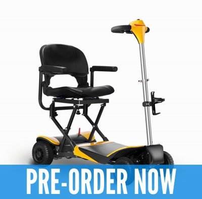 Volare Foldable Power Scooter