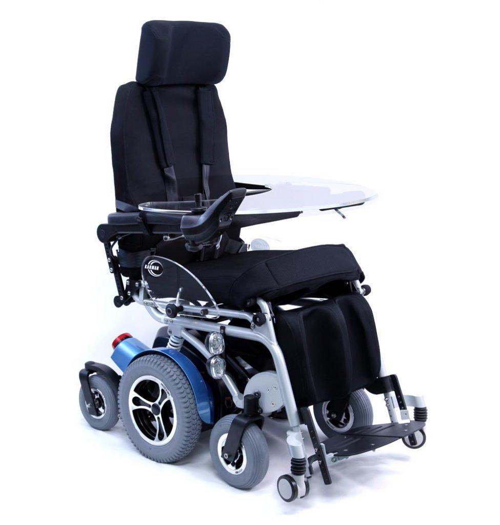 XO-505 Standing Electric Wheelchair