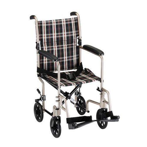 "Nova 19"" Lightweight Transport Chair 329"