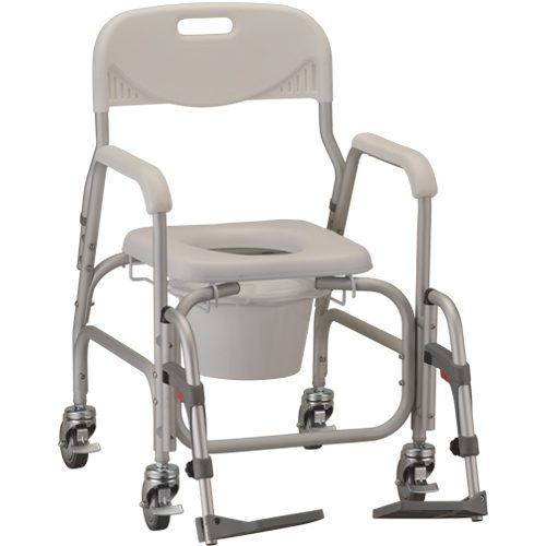 8801 Nova Deluxe Shower Chair and Commode