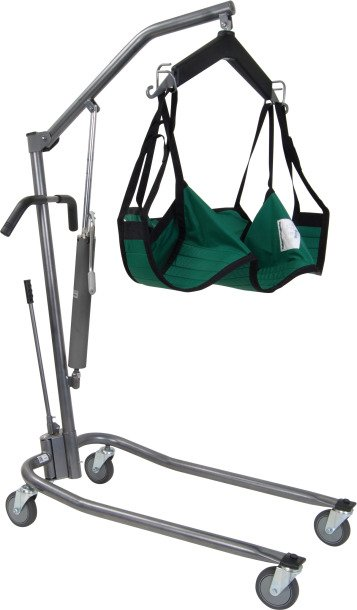 Hydraulic Deluxe patient lift