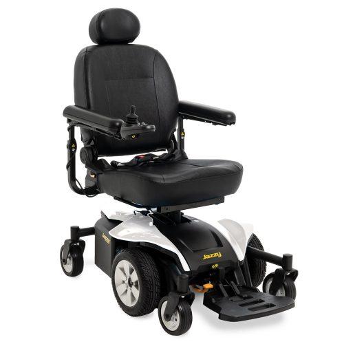 Lightweight Power Wheelchairs
