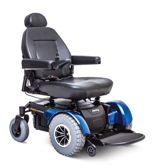 Bariatric Power Wheelchairs