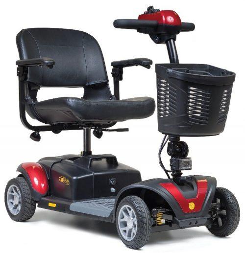 Buzzaround XLS- 4 Wheel