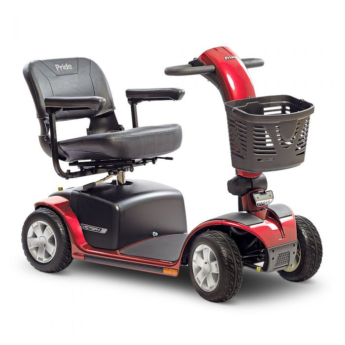 Victory 10 4-wheel scooter