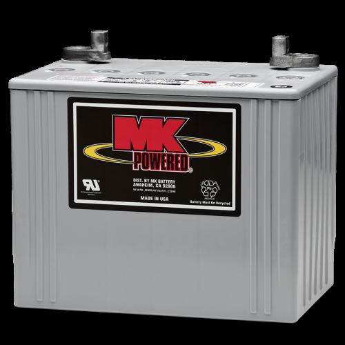 MK Battery 12V 74 AH
