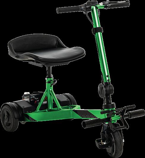 iRide travel scooter