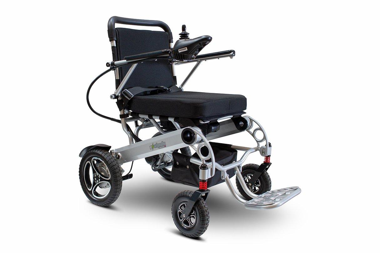 M43 lightweight folding power wheelchair