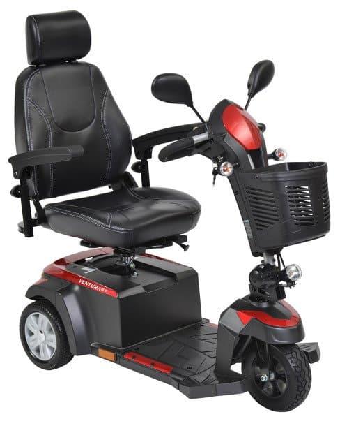 Drive Medical Ventura DLX 3-wheel